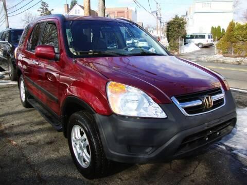 2003 Honda CR-V for sale at Discount Auto Sales in Passaic NJ