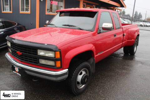 1991 Chevrolet C/K 3500 Series for sale at Sabeti Motors in Tacoma WA