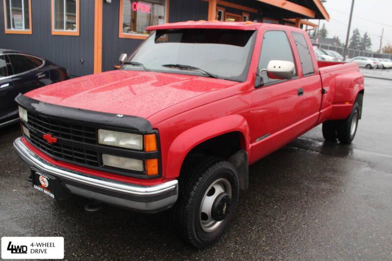 1991 Chevrolet C/K 3500 Series for sale at Sabeti Motors in Tacoma WA