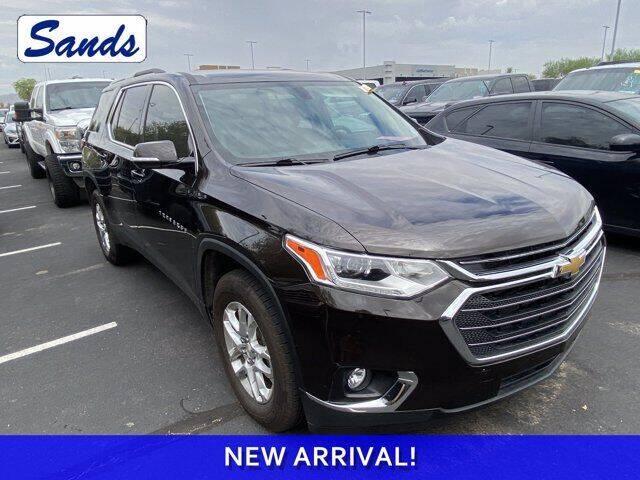 2018 Chevrolet Traverse for sale at Sands Chevrolet in Surprise AZ