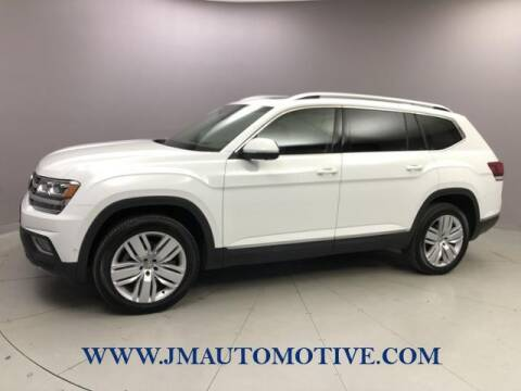2018 Volkswagen Atlas for sale at J & M Automotive in Naugatuck CT