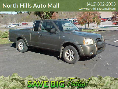 2002 Nissan Frontier for sale at North Hills Auto Mall in Pittsburgh PA