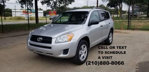 2012 Toyota RAV4 for sale at STX Auto Group in San Antonio TX