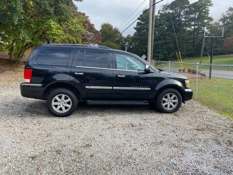 2007 Chrysler Aspen for sale at Mad Motors LLC in Gainesville GA
