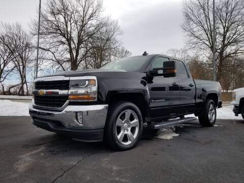 2017 Chevrolet Silverado 1500 for sale at Ridgeway's Auto Sales in West Frankfort IL