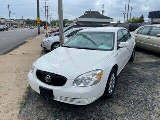 2007 Buick Lucerne for sale at G T Motorsports in Racine WI