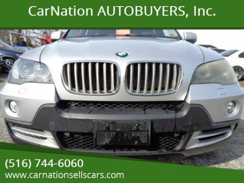 2008 BMW X5 for sale at CarNation AUTOBUYERS, Inc. in Rockville Centre NY