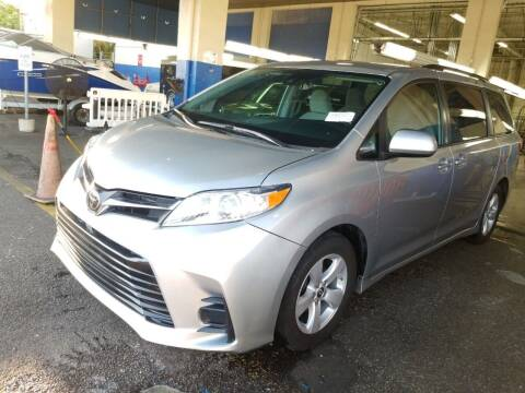 2019 Toyota Sienna for sale at A & R Auto Sales in Brooklyn NY