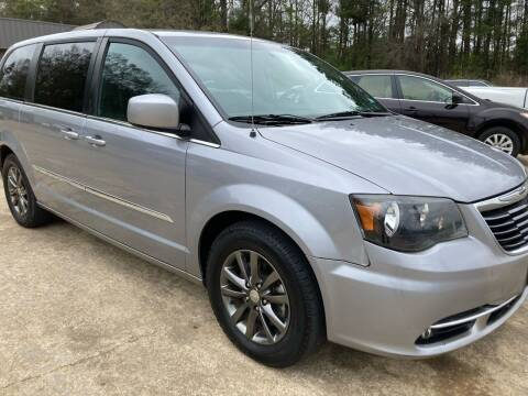 2014 Chrysler Town and Country for sale at Peppard Autoplex in Nacogdoches TX