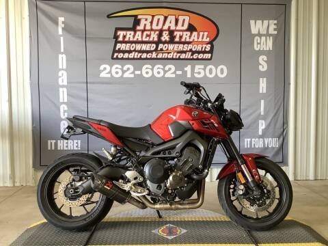 2017 Yamaha FZ-09 for sale at Road Track and Trail in Big Bend WI