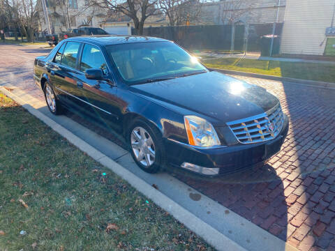 2006 Cadillac DTS for sale at RIVER AUTO SALES CORP in Maywood IL