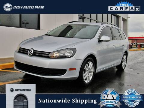 2014 Volkswagen Jetta for sale at INDY AUTO MAN in Indianapolis IN