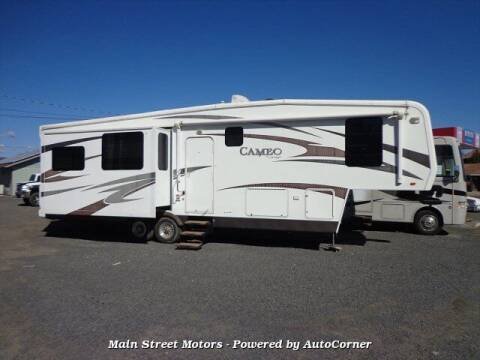 2010 Carriage CAMEO F35SB3 5TH WHEEL TRAVEL