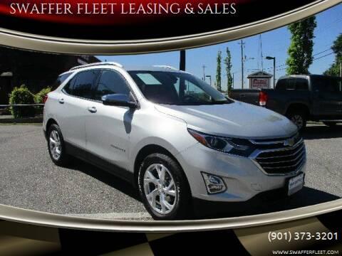2018 Chevrolet Equinox for sale at SWAFFER FLEET LEASING & SALES in Memphis TN