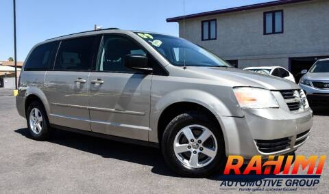 2009 Dodge Grand Caravan for sale at Rahimi Automotive Group in Yuma AZ