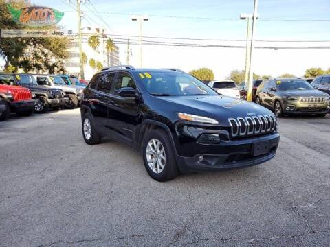 2018 Jeep Cherokee for sale at GATOR'S IMPORT SUPERSTORE in Melbourne FL