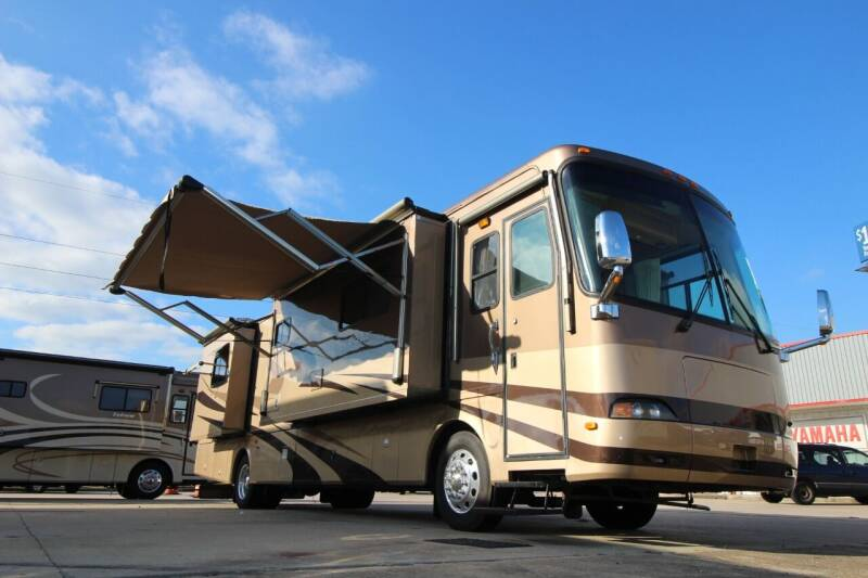 2005 Holiday Rambler Endever 40pdq for sale at Texas Best RV in Humble TX
