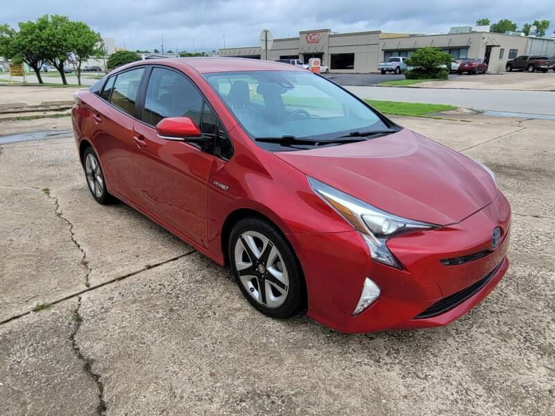 2017 Toyota Prius for sale at Vision Motorsports in Tulsa OK