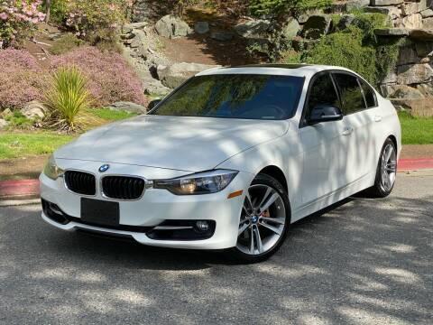 2012 BMW 3 Series for sale at Mudarri Motorsports in Kirkland WA