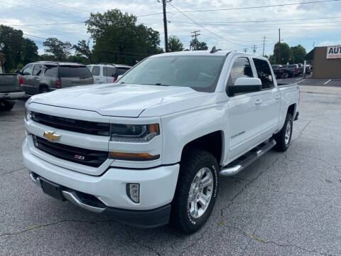2016 Chevrolet Silverado 1500 for sale at Brewster Used Cars in Anderson SC