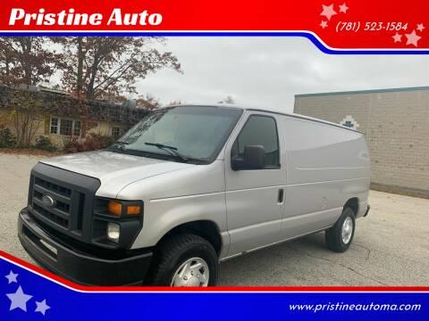 2013 Ford E-Series Cargo for sale at Pristine Auto in Whitman MA
