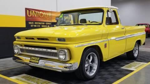 1964 Chevrolet C/K 10 Series for sale at UNIQUE SPECIALTY & CLASSICS in Mankato MN
