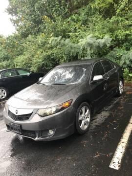 2010 Acura TSX for sale at BRAVA AUTO BROKERS LLC in Clarkston GA