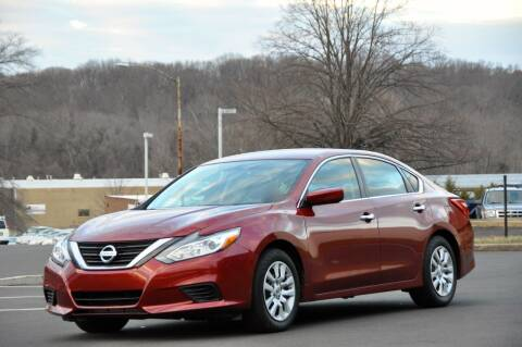 2016 Nissan Altima for sale at T CAR CARE INC in Philadelphia PA