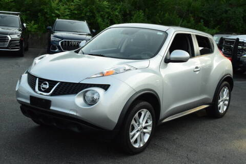 2014 Nissan JUKE for sale at Automall Collection in Peabody MA