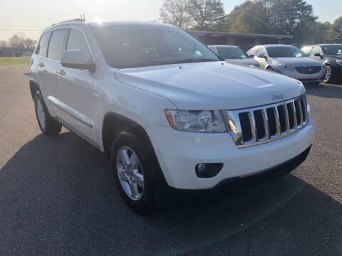 2011 Jeep Grand Cherokee for sale at RPM AUTO LAND in Anniston AL