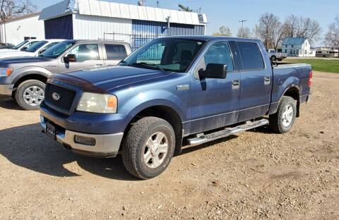 2004 Ford F-150 for sale at Union Auto in Union IA