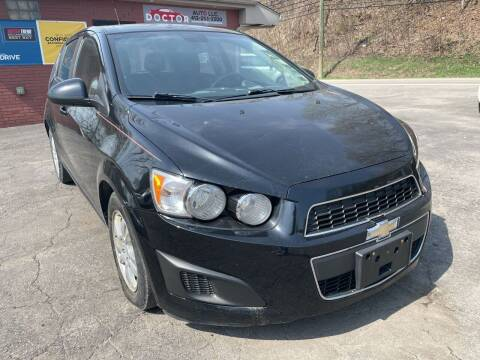 2012 Chevrolet Sonic for sale at Doctor Auto in Cecil PA