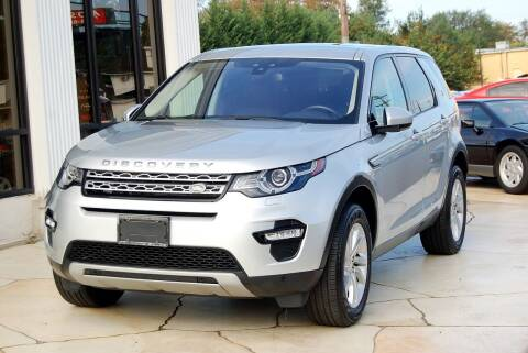 2018 Land Rover Discovery Sport for sale at Avi Auto Sales Inc in Magnolia NJ