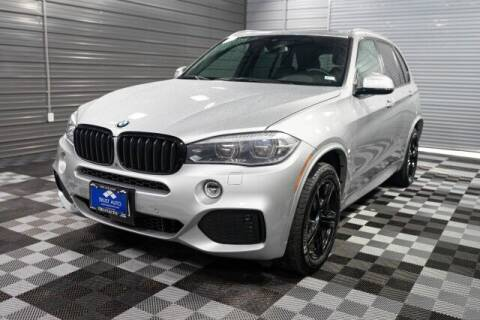 2017 BMW X5 for sale at TRUST AUTO in Sykesville MD