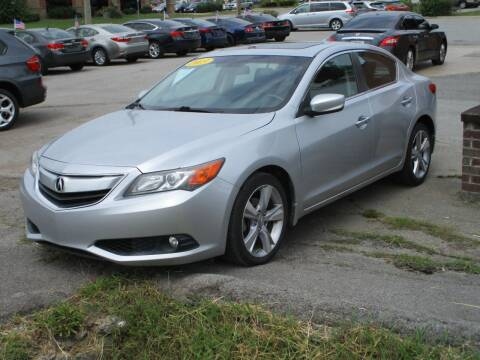 2013 Acura ILX for sale at A & A IMPORTS OF TN in Madison TN