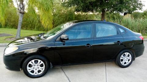 2010 Hyundai Elantra for sale at Coastal Car Brokers LLC in Tampa FL