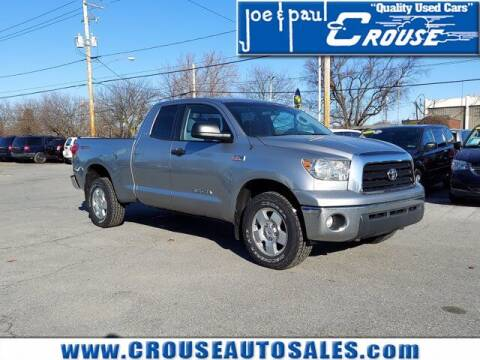 2009 Toyota Tundra for sale at Joe and Paul Crouse Inc. in Columbia PA