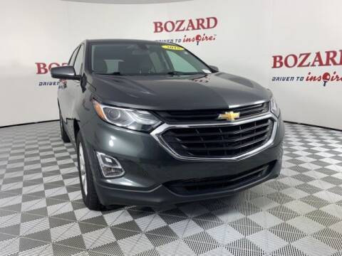 2018 Chevrolet Equinox for sale at BOZARD FORD in Saint Augustine FL