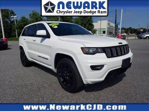 2018 Jeep Grand Cherokee for sale at NEWARK CHRYSLER JEEP DODGE in Newark DE