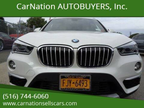 2016 BMW X1 for sale at CarNation AUTOBUYERS, Inc. in Rockville Centre NY