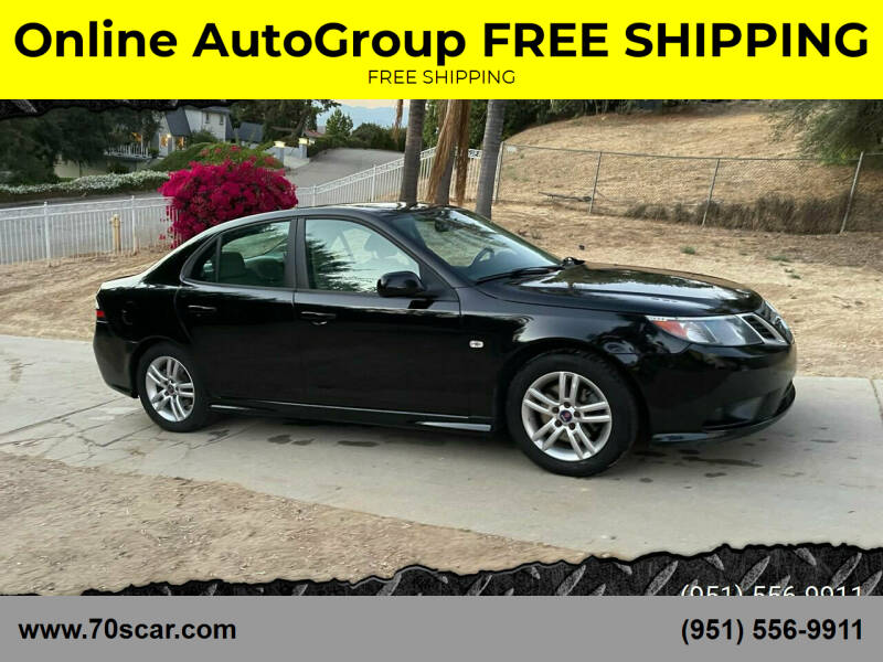 2011 Saab 9-3 for sale at Online AutoGroup FREE SHIPPING in Riverside CA