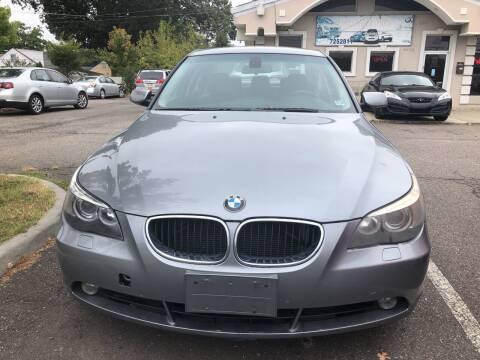 2006 BMW 5 Series for sale at Advantage Motors in Newport News VA