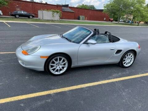 2000 Porsche Boxster for sale at Classic Car Deals in Cadillac MI