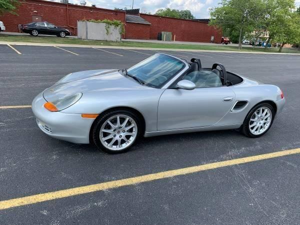 2000 Porsche Boxster for sale in Cadillac, MI