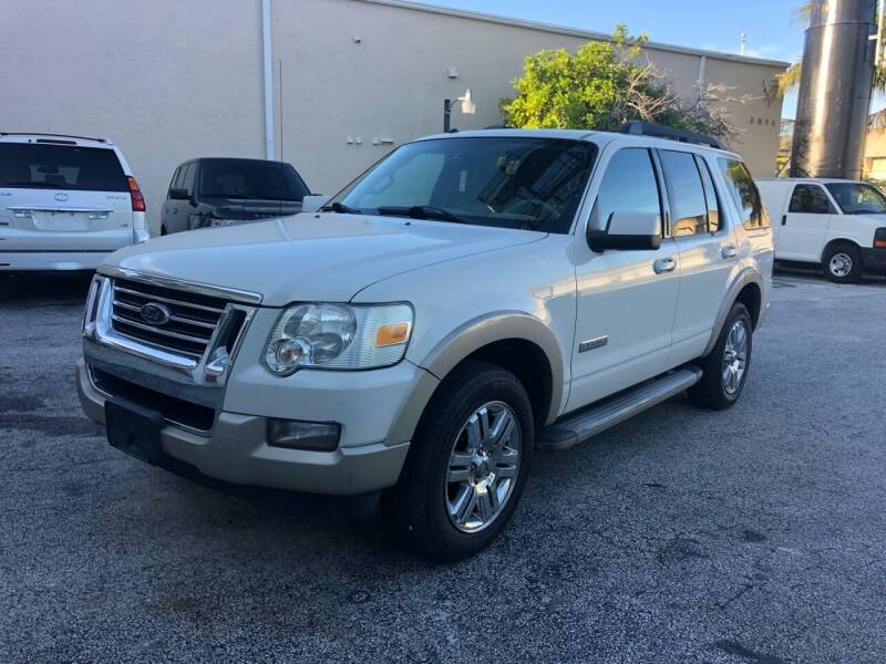 2008 Ford Explorer for sale at Florida Cool Cars in Fort Lauderdale FL