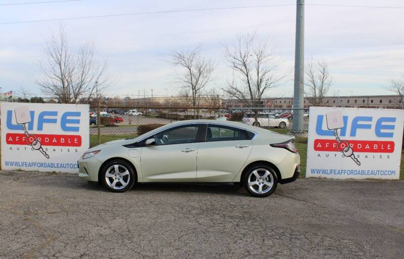 2017 Chevrolet Volt for sale at LIFE AFFORDABLE AUTO SALES in Columbus OH