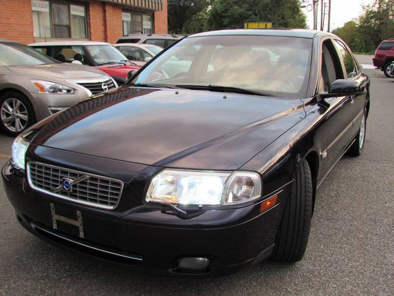 2005 Volvo S80 for sale at Giordano Auto Sales in Hasbrouck Heights NJ