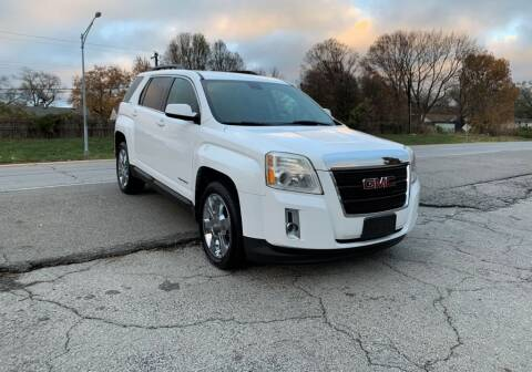 2010 GMC Terrain for sale at InstaCar LLC in Independence MO