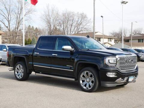 2018 GMC Sierra 1500 for sale at Park Place Motor Cars in Rochester MN