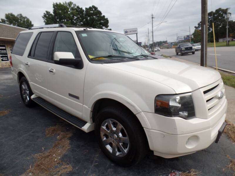 2007 Ford Expedition for sale at United Automotive Group in Griffin GA